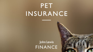 10% Off Online for New Customers at John Lewis Pet Insurance
