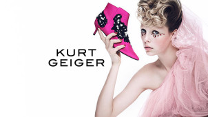 Up to 40% Off in the Spring Sale at Kurt Geiger