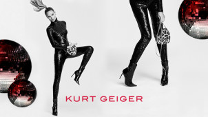 Up to 50% off in the Sale at Kurt Geiger