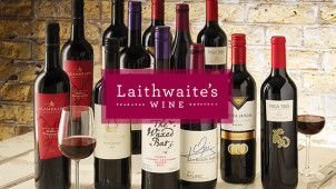 £30 Off Orders Over £74.99 at Laithwaite's Wine
