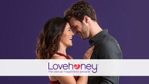 £5 Off Orders Over £30 Plus Free Delivery at Lovehoney