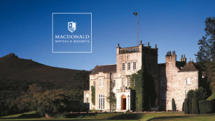 Free £10 Credit with Online Bookings at Macdonald Hotels