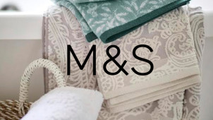 15% OFF New Collection Fashion & Home at M&S!
