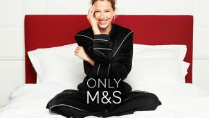 £5 off Clothing, Beauty and Homeware Orders Over £35 at Marks & Spencer