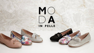 20% Off Orders Over £120 at Moda in Pelle