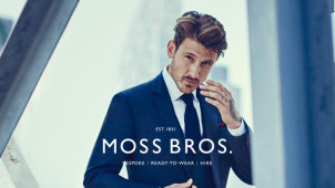 Free Shirt and Tie with Suit Order at Moss Bros