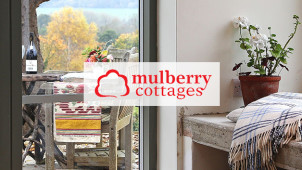 Get 20% Off Breaks at Mulberry Cottages