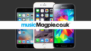 15% Off Pre-Owned Music at musicMagpie