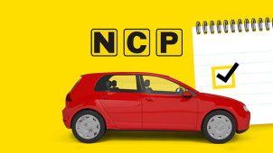 Complimentary £5 Starbucks, Costa or M&S Gift Card with Airport Parking at NCP