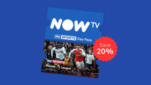 20% Off Sky Sports Day Pass at NOW TV