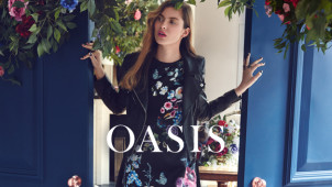 Christmas Coat Collection from £40 at Oasis