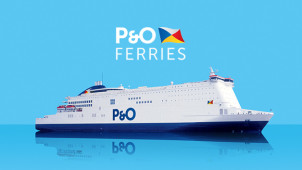 20% Off Dover to Calais Bookings at P&O Ferries