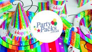 Free LED Fairy Lights on Orders Over £50 at Party Packs