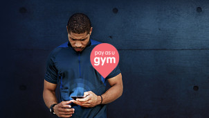 20% Off First Monthly Pass Orders at payasUgym