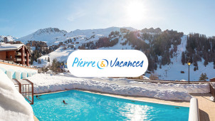 Up to £400 off Bookings at Pierre & Vacances