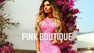 Find £20 Off in the Spring Sale at Pink Boutique