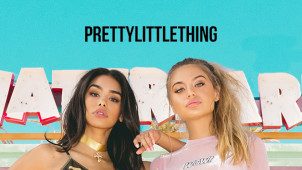 Up to 60% off in the Sale at PrettyLittleThing