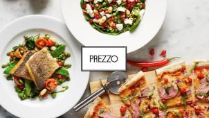 Kids Eat for £1 at Prezzo