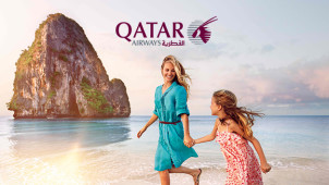 10% Off Economy and Business Class from Dublin at Qatar Airways