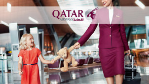 15% Off Economy and Business Class for Mastercard Holders at Qatar Airways