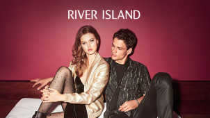 Up to 70% off in the Sale at River Island