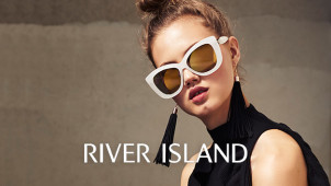 Up to 55% off Women's Seasonal Items at River Island