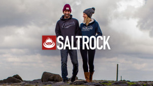 Up to 90% Off in the Winter Wipeout Sale at Saltrock