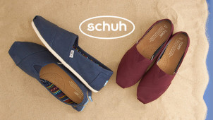 Free Next Day Delivery on Selected Orders at Schuh