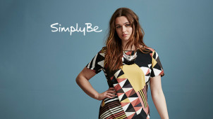 20% Off Plus Free Delivery at Simply Be