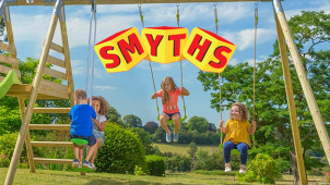 £10 Off Outdoor Toys Perfect for Summer at Smyths