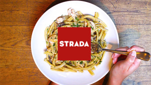 50% off Main Courses at Strada