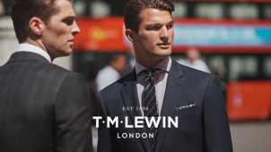 Up to 70% off in the Clearance at TM Lewin