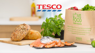 50% off Selected Items at Tesco Groceries