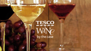 £30 off Orders Over £200 at Tesco Wine by the Case