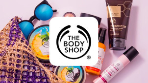 £10 Off Orders Over £25 at The Body Shop