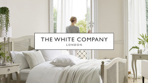 Up to 40% Off in The White Company Sale