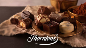 £5 off Orders Over £35 at Thorntons