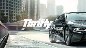 Up to 30% Off Pay on Arrival Rates by Pre Booking at Thrifty UK Car and Van Rental