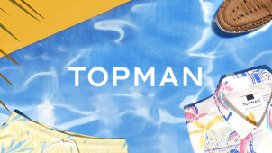 £15 Off Orders Over £75 at TOPMAN