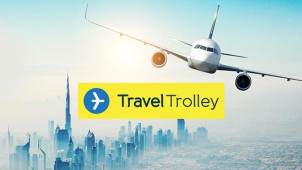 £25 Off all Flight + Hotel bookings at Travel Trolley