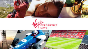 Up to 50% off Selected Gift Experiences at Virgin Experience Days