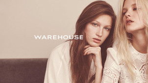 25% Off Spring Prints at Warehouse