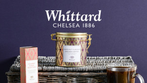Free Tea Discoveries Caddy When You Spend £50 at Whittard of Chelsea