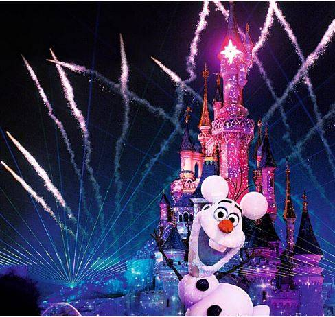 Your Guide to Everything Frozen at Disneyland Paris