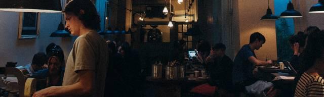 Dinerbon - Eetcafe Spinoza