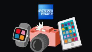 20% off Orders at American Express Gadget Insurance