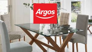 20% off Indoor Furniture Orders Over £150 at Argos