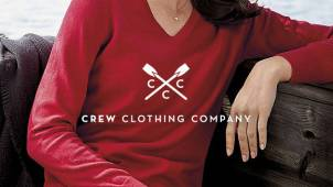 Extra 20% off Sale Orders at Crew Clothing