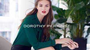 20% off Orders Over £50 at Dorothy Perkins