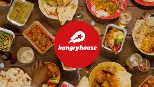 20% off First App Orders at hungryhouse